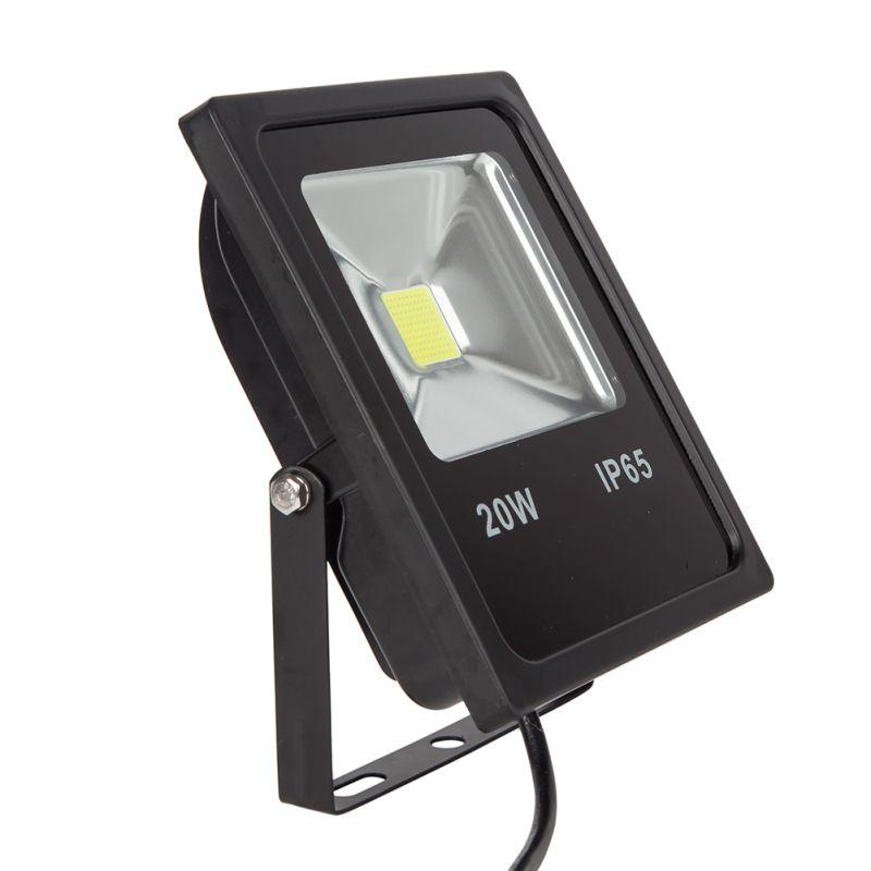 1pcs Led Floodlight 10W 20W Outdoor Spotlight Flood Light AC 90-260V Waterproof IP65 Professional Lighting Lamp