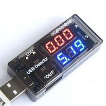 USB Зарядное Устройство Доктор Текущий Напряжение Зарядки Батареи Детектора Тестер вольтметр Амперметр