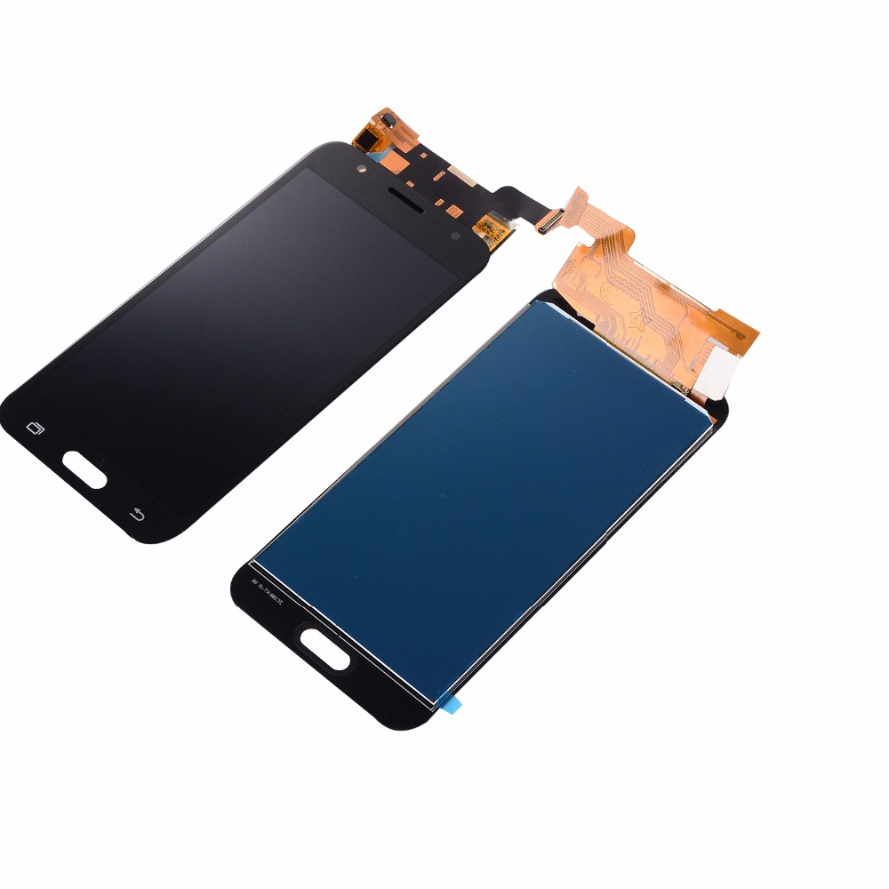 <font><b>LCD</b></font> Display Touch Screen Digitizer For <font><b>Samsung</b></font> J3 2016 <font><b>SM</b></font>-J320F J320 <font><b>J320FN</b></font> J320A J320P J320M J320Y Can Not Adjust Brightness image