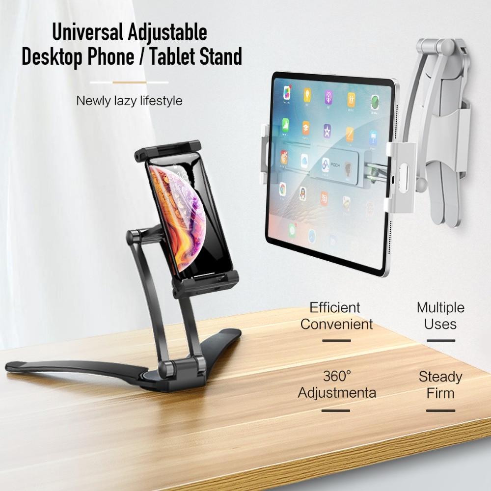 Rock 360 Universal Adjustable Desktop Phone Stand 7