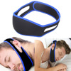 Anti Snore Chin Strap - Stop Snoring Snore Belt - Sleep Apnea Chin Support Straps for Woman or Men - Health care Sleeping Aid Tools