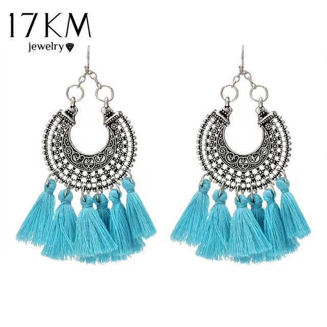 dangle jewellery gold boutiques earrings jewelry wholesale products fashion for ablaze tassel retro