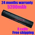 JIGU 8cells Laptop Battery 416996-131 416996-441 432974-001 EV087AA EX942AA HSTNN-IB34 HSTNN-IB40 HSTNN-LB33 HSTNN-Q21C For HP