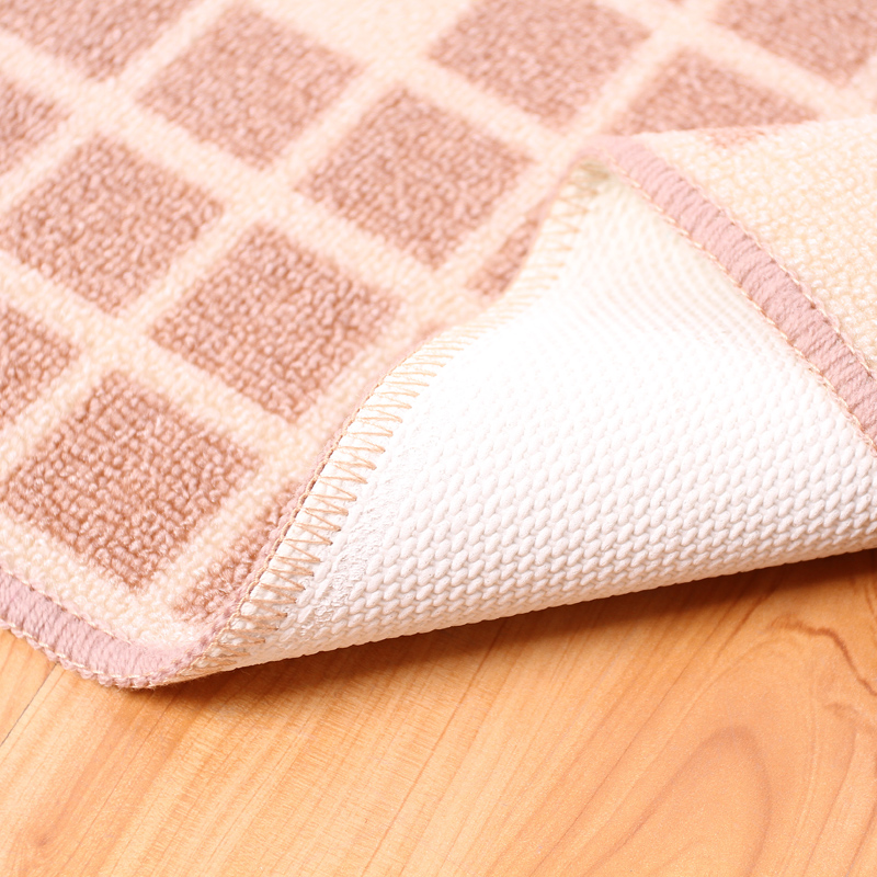 Carvapet 2 Stück Rutschfeste Küche Matte Gummirücken Fußmatte Runner ...