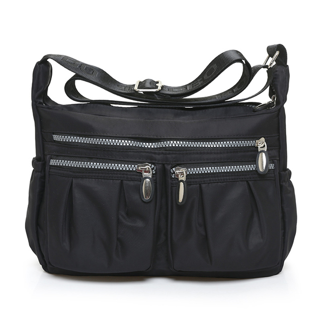 2016 Nueva Alta Calidad impermeable de Nylon Bolsa de Hombro mujeres bolsas de mensajero Ocasional bolso de las mujeres cross body bag bolsas al por mayor