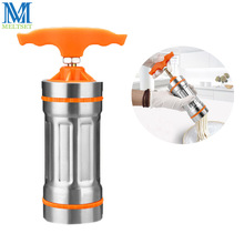 Manual Noodle Makers Stainless Steel Pastas Making Machine Spaghetti Press Kitchen Tools Including 3 Models