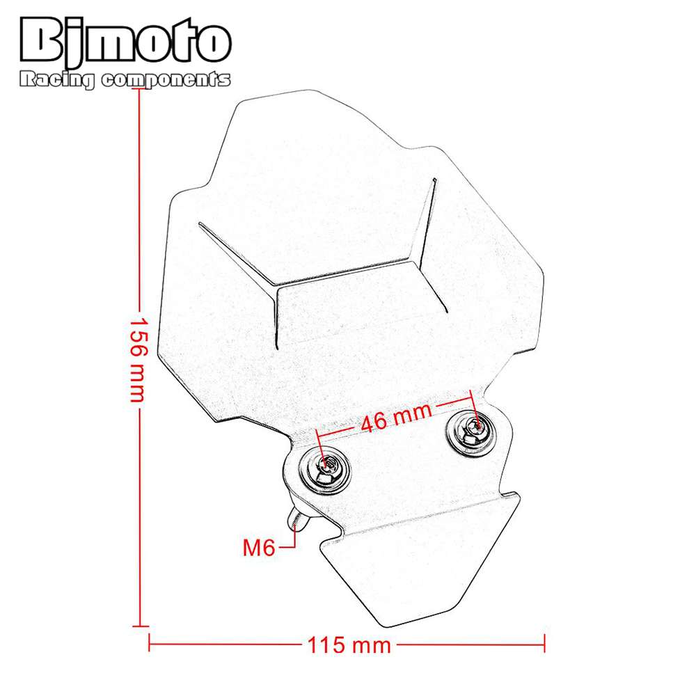 small resolution of aliexpress com buy bjmoto motorcycles front engine housing protection guard for bmw r1200gs lc adv 2014 2016 r1200rt r1200rs 2015 2016 from reliable