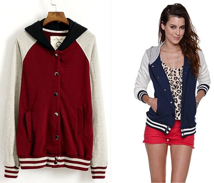 Online Shop Women's sweatshirt,hoodies women,baseball jacket suit ...
