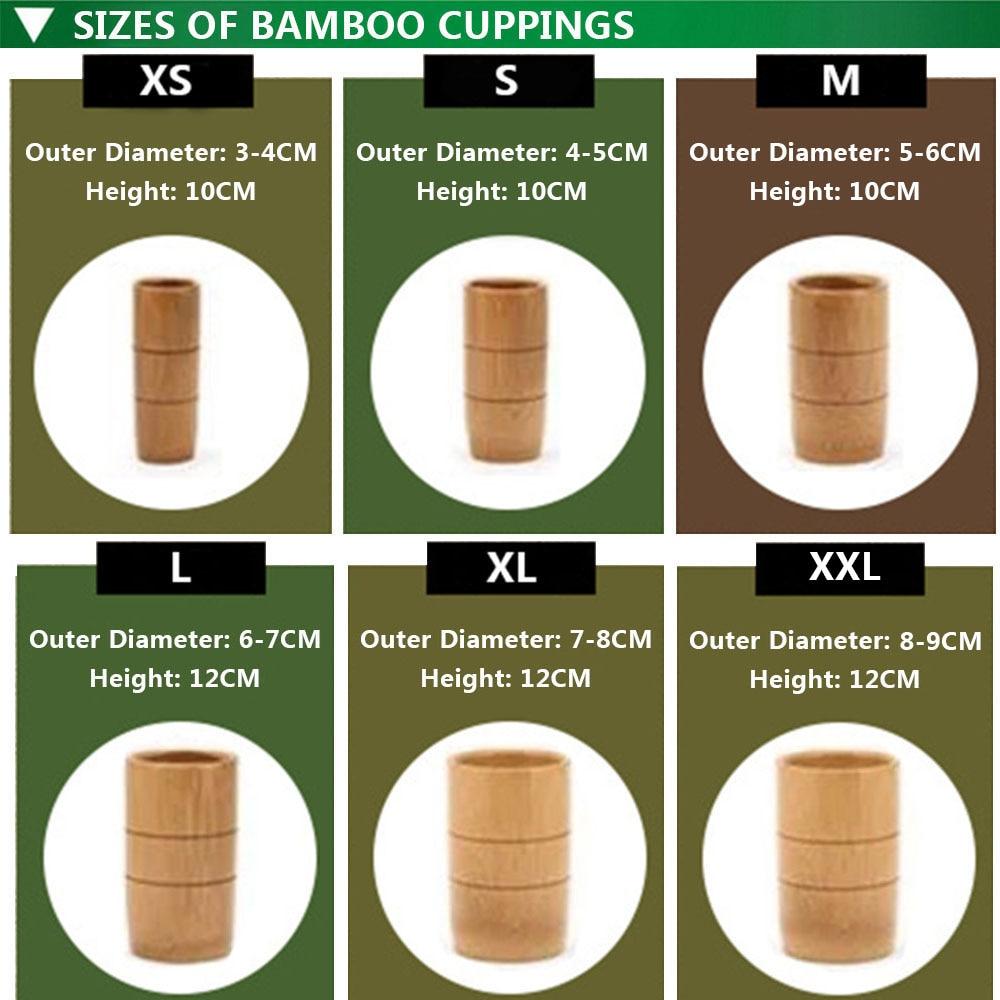 Güzellik ve Sağlık'ten Masaj ve Rahatlama'de BOLIKIM Doğal Ahşap Bambu emme tüpü Bambu Tüp Çukurluğu Cihazı Bambu Çukurluğu Kutular Masaj'da  Grup 2