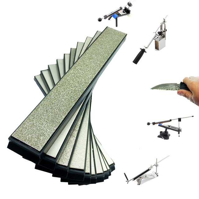 80 3000 Grit Kitchen Scissors Razors knife sharpener diamond whetstone Hone whetstone Ruixin Pro EDGE stone