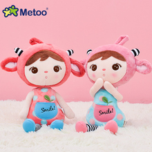 Kawaii Toys Cute Dolls Girls Metoo Stuffed Plush Animal Children Cartoon for Metoo/Plush/Stuffed/..