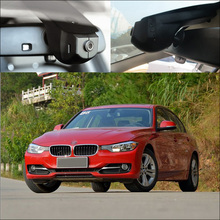 For BMW 3 seire 316i 2013 Car DVR Car Video Recorder 1 Installation Novatek 96655 wifi FHD Car black box Free Shipping