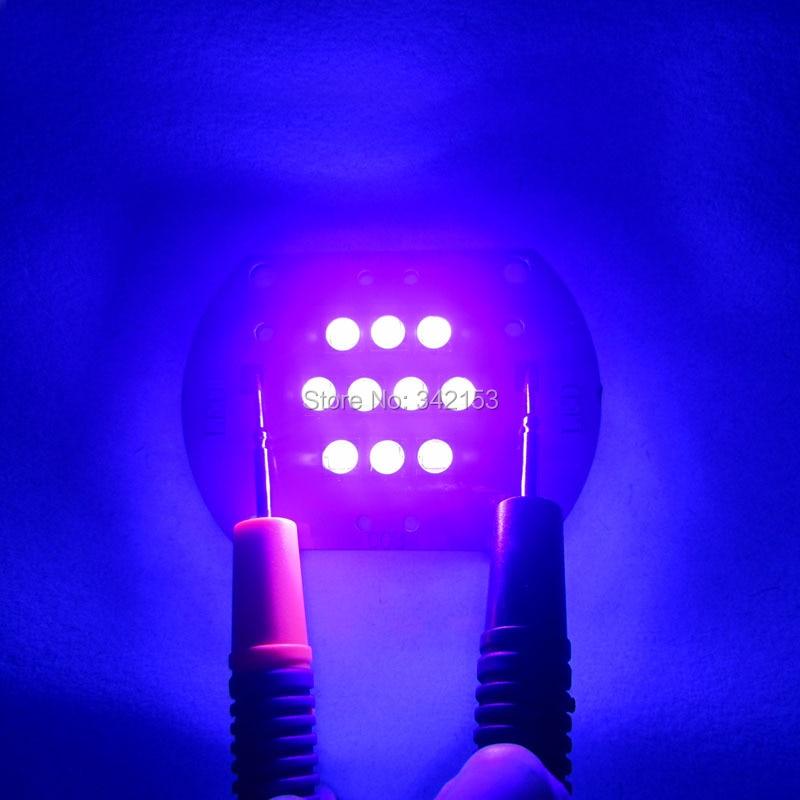 50W 395NM UV Led light (3)