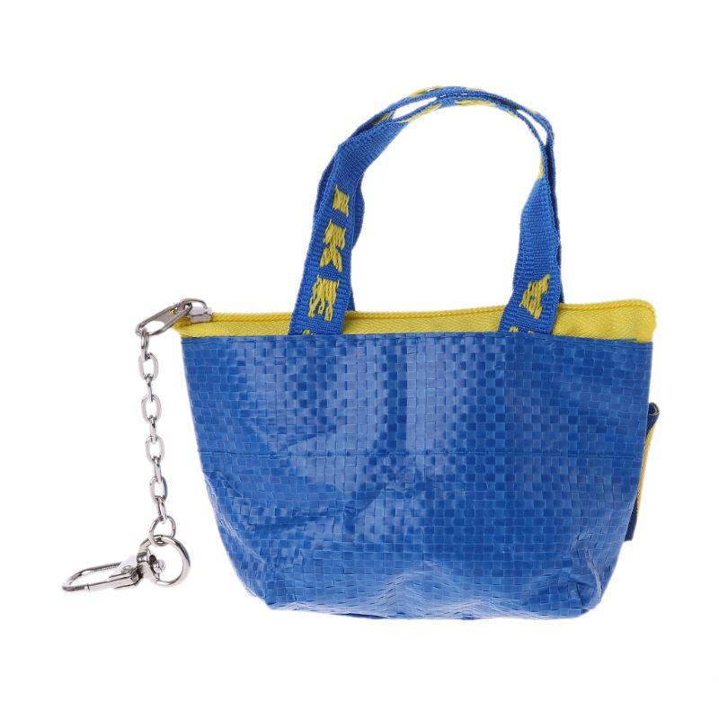 1PC Fashion Women Fashion Coin Purse Mini Wallet Money Pouch Keyring Card Holder Small Zip Bag 2019New