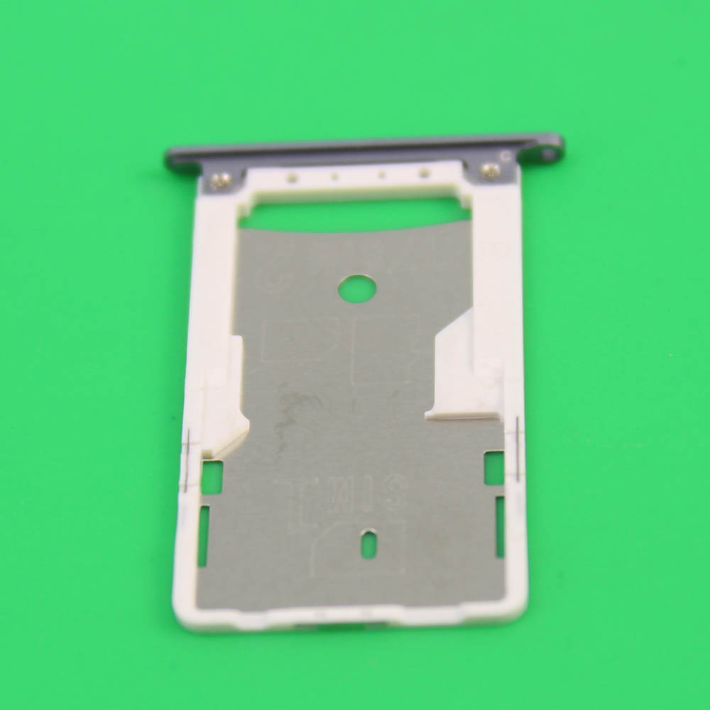 YuXi Brand New Nano Sim Card Tray For Xiaomi Redmi Pro SD Memory Card Holder Replacement Parts+tool