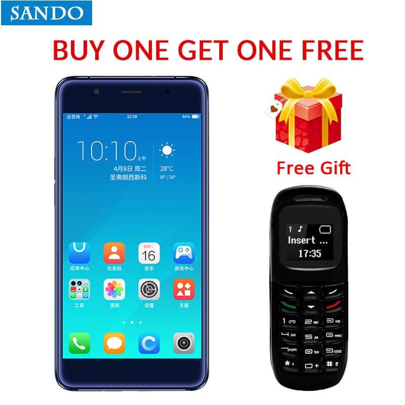Hisense A2 Pro telefone móvel 4g 64g NFC impressão digital telefon 4g Lte snapdragon 625 android smartphone com duas telas