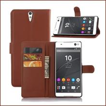 Hight Quality Wallet Leather Case For Sony Xperia C5 Ultra Dual E5533 E5553 Book Style Cell Phone Stand Case  смартфон sony xperia c5 ultra dual e5533 белый