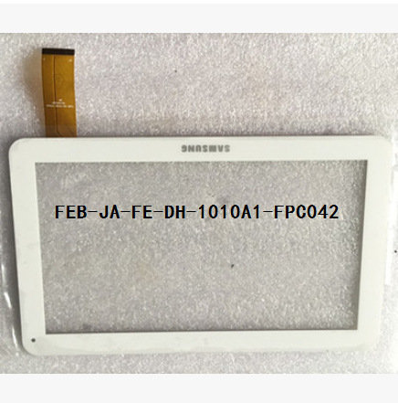 New original 10.1 inch tablet capacitive touch screen FEB-JA-FE-DH-1010A1-FPC042 free shipping