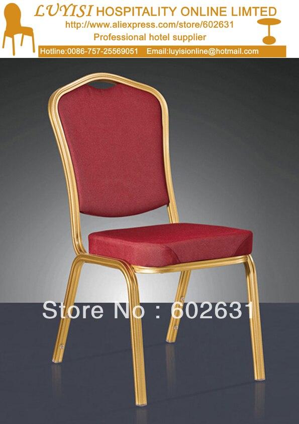 Укладка Алюминий стул банкета lys-l300 ...