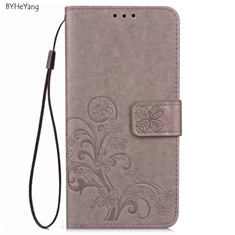 """BYHeYang For Xiaomi Redmi Note 5A Case Cover PU Leather Flip Wallet Stand Cover For Redmi Note 5A Pro Phone Bags Cases 5.5"""""""
