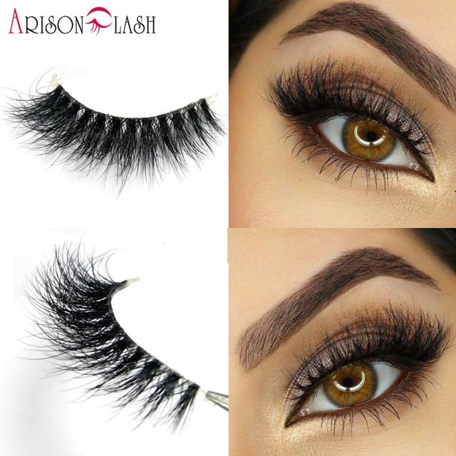 3d Mink Eyelashes Transparent Band 100 Real Siberian Eye Lashes