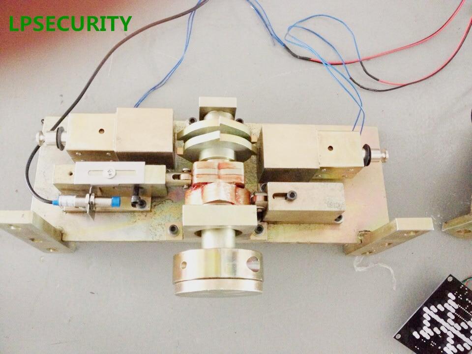 LPSECURITY 120 degree or 90 degree rotation heavy duty full height turnstile mechanism drive unit motor/mecanismo de catraca недорого