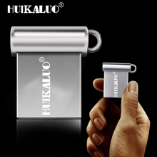 Hot sale usb 64GB 32GB 16GB 8GB 4GB pen drive pendrive super mini usb flash drive metal usb flash usb stick for tablets pc