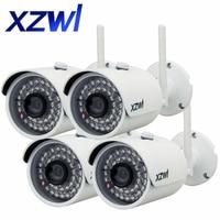 1280 720P 1 0MP 36pcs IR Bullet IP Camera WIFI Wireless ONVIF IP66 Waterproof Outdoor IR