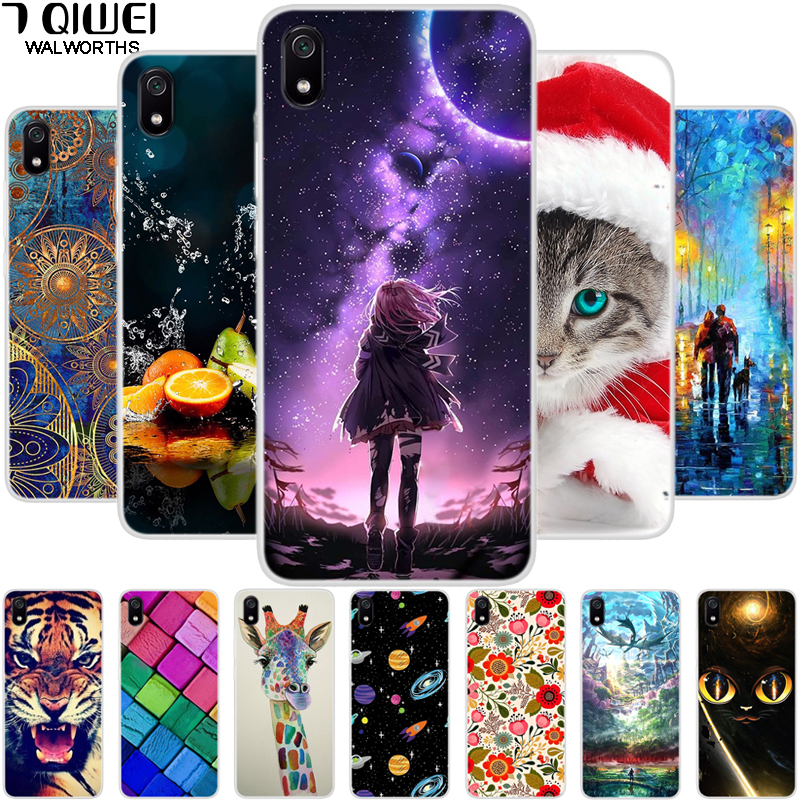 For Doogee X50 Case Phone Cover Silicone Soft back cases For Doogee X50 X55 <font><b>X70</b></font> X60L Case TPU X <font><b>50</b></font> Printed Fundas X 60L Cool image