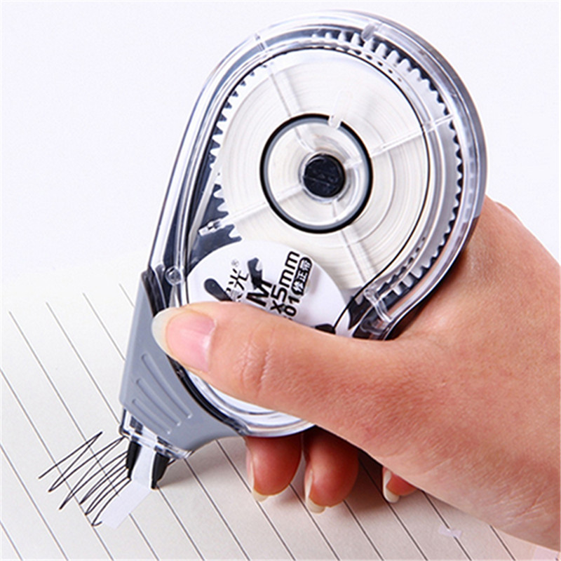 Practical Correction Tape Roller 30m Long White Sticker Study Office Stationery Tool