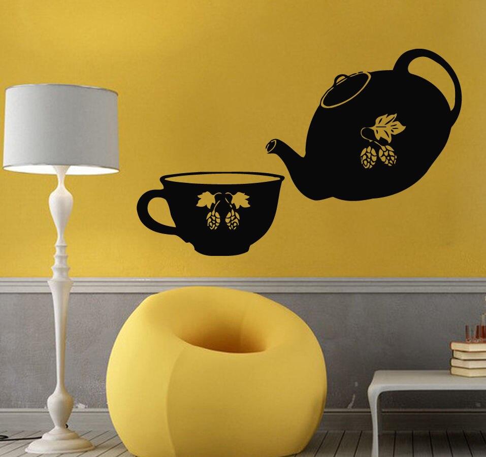 Nice Teapot Wall Art Pattern - The Wall Art Decorations ...