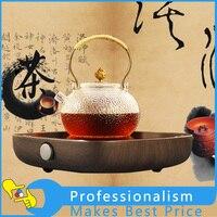 Electric Mini Tea Stove Electric Radiant Ceramic Cooktop Infrared Radiant Burner for Tea Cooking 220V