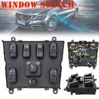 뜨거운 1 Pcs 자동차 전원 마스터 창 스위치 제어 1638206610 메르세데스-벤츠 W163 ML320 ML430 BX