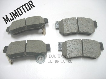 (4pc/set) Rear Brake pads set 5830238A10 PAD KIT-RR DISC BRAKE for Hyundai Sonata NF Tucson Kia Sportage Soul Automobile part