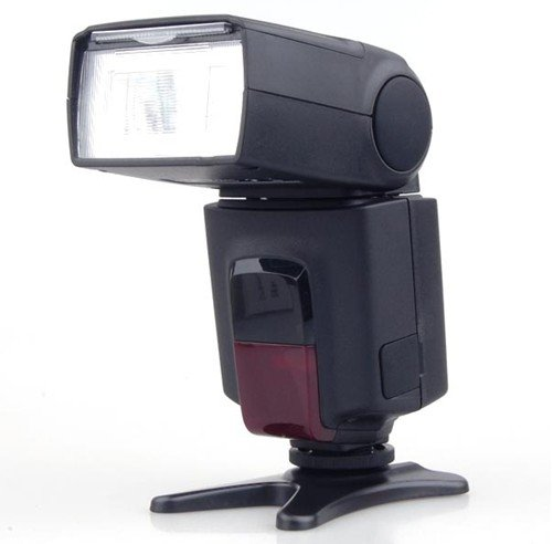 ФОТО Universial Godox TT560 Flash ThinkLite Electronic On-camera Speedlite with Soft Box for Nikon Canon Pentax Olympus Cameras