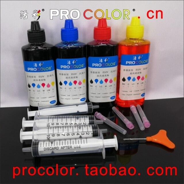 PG243 243 PG Pigment Ink 244 CL CL244 Dye Refill Kit