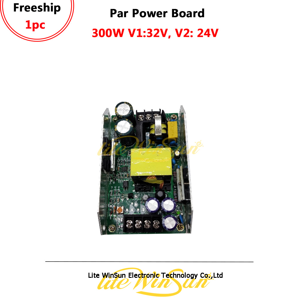 Litewinsune LED éclairage de scène alimentation 300 W 350 W 36 V 32 V 24 V DC sortie
