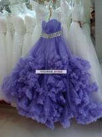 blue clouds snow wedding 2019 new Slim Bra straps Diamond Belt wedding dress plus size pakaian pengantin