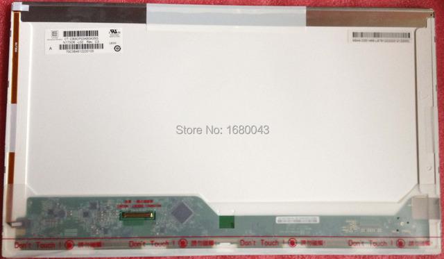 Envío gratis N173O6-L02 Rev C3 LTN173KT01 LP173WD1 TLA1 TLC3 B173RW01 17.3 LED pines LCD portátil LED Panel de la pantalla