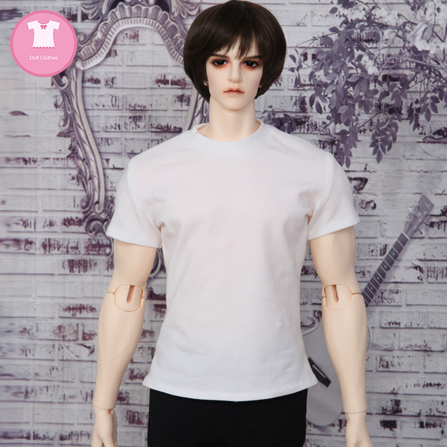 Free shipping BJD Clothes Hid 1/3 BJD SD Leisure shirt Beautiful Doll Clothes Accessories OUENEIFS