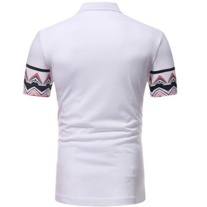 Image 4 - new mens casual 3D printed shirt with short sleeves