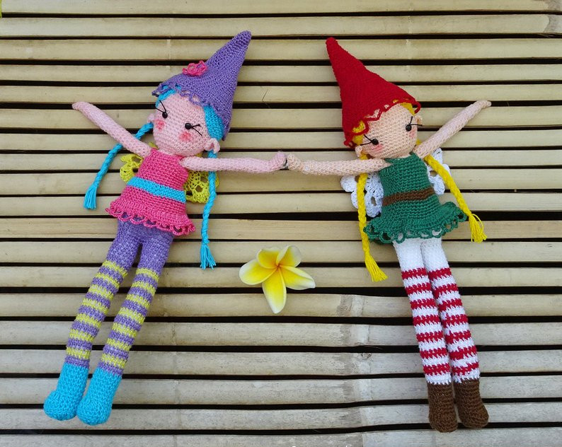 Boneca de crochê: +40 ideias com amigurumi fantásticas ... | 632x794