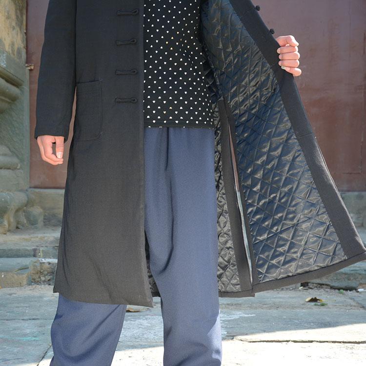 Wudang Daoist Tai Ji Winter Robe 2