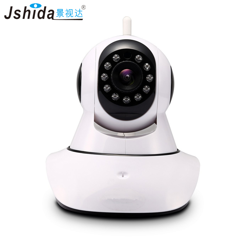 720P Home Security Camera System Wireless IP Camera wifi Two Way Audio Intercom Night Vision Baby Monitor Smart Camera IPYR130