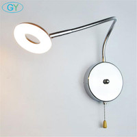 New 3w 5w 7W COB LED Wall Or Ceiling Mount Hose Lamp Light Black Silver Spotlight