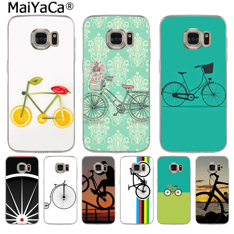 MaiYaCa Fashion bicycle wheel hub Luxury fashion cell phone case for Samsung S3 S4 S5 S6 S6edge S6plus S7 S7edge S8 S8plus