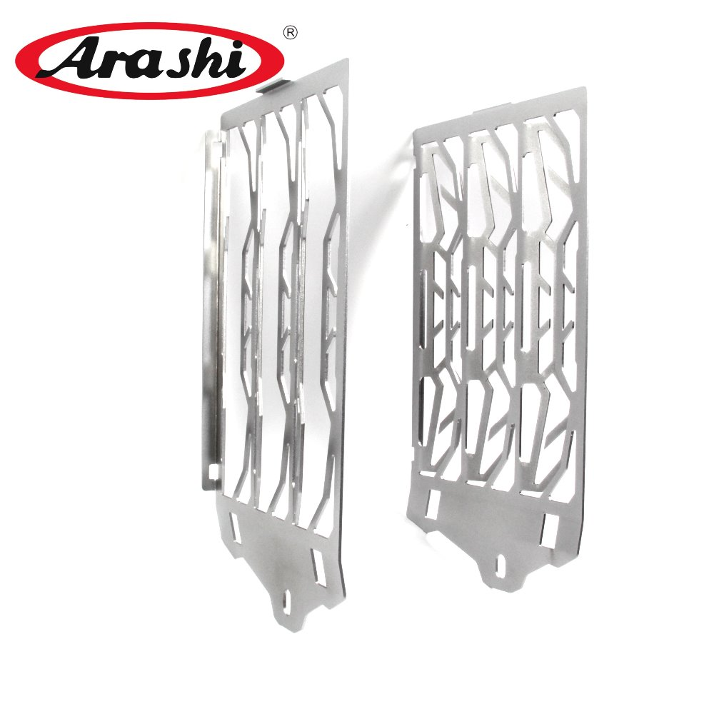 Arashi R1200GS Radiator Guard Grille Cover For BMW R1200GS LC/Adventure 2013 2014 2015 2016 Cover Protector motorcycle radiator grille grill guard cover protector golden for kawasaki zx6r 2009 2010 2011 2012 2013 2014 2015