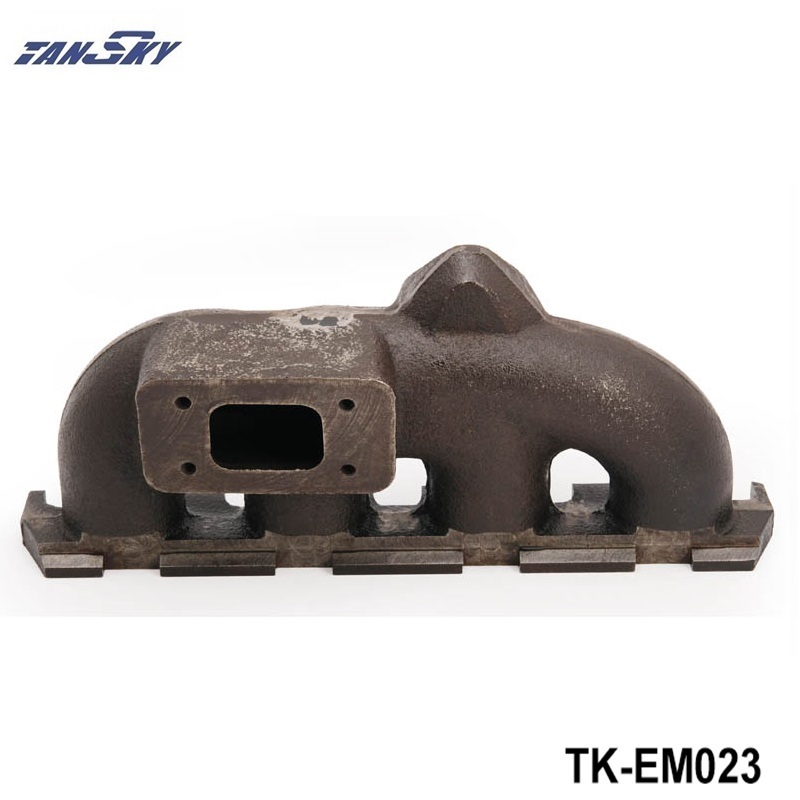 Turbocharge Exhaust Manifold Header Cast T25 For VW 1.8T 20V Engine Fit 38MM Wastegate TK-EM023 alumet 3х13 6313