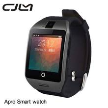 Cjlm Original Apro Connected Bluetooth Clock Wristband Smart Health Watch Phone for Android IOS PK DZ09