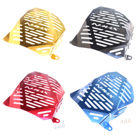 Motorcycle Accessories CNC Aluminum Alloy Radiator Grille Guard Cover Protector For Yamaha NMAX 155 N MAX155